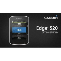 GARMIN CARDIO GPS EDGE 520