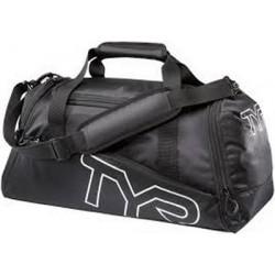 TYR SMALL DUFFLE BAG BLACK