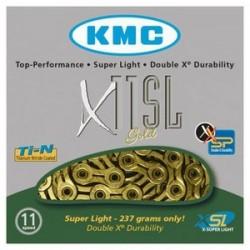 KMC CATENA 11V  X11 SL GOLD...