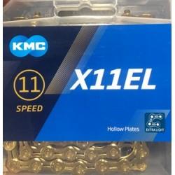 KMC CATENA 11V  X11 EL GOLD