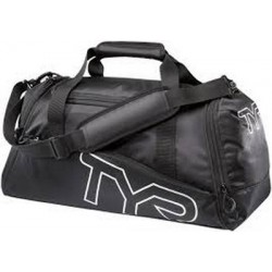 TYR SMALL DUFFLE BAG BLACK