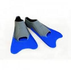 ZOGGS PINNE BLUE FINS...